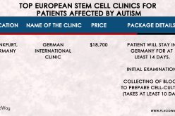 Stem Cell Therapy for Autism in Europe