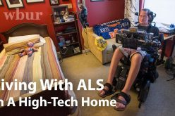 Living With ALS In A High-Tech Home