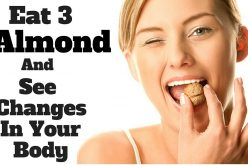 Eat 3 Almond With Milk & See Changes In Your Body