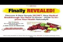 PhytoScience Double Stem Cell Natural Medical Breakthrough Technology