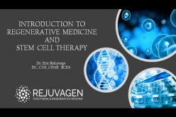 CC: Introduction to Regenerative Medicine & Stem Cell Therapy
